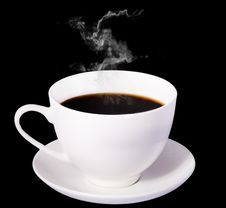 Free Cup Of Coffee Stock Images - 36259834