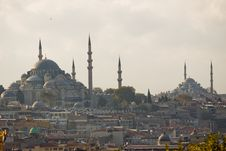 Free Istanbul Stock Photography - 36264602
