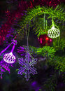 Free Christmas Tree Ornament Stock Photo - 36271960
