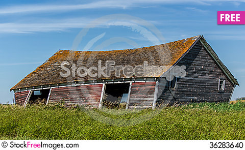 Free Shed Stock Photo - 36283640