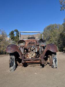Free Desert Auto Stock Images - 36289324