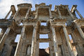 Free Celsus Library In Ephesus Royalty Free Stock Photography - 36290367