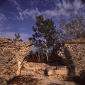 Free Roman Aqueduct Near Arles Stock Image - 3635531