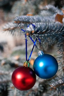 Free Christmas Ornament Stock Photography - 3630002
