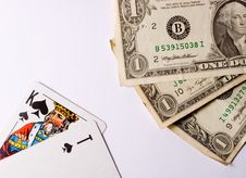 Free Gambling Royalty Free Stock Photography - 3630327