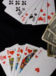 Free Gambling Royalty Free Stock Photos - 3630338