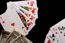 Free Gambling Royalty Free Stock Photo - 3630345