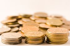 Free Russian Coins Royalty Free Stock Photos - 3630348