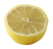 Free Sliced Lemon Royalty Free Stock Photography - 3632327