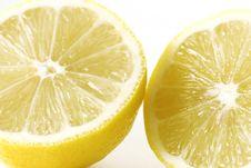 Free Fresh Lemon Background Royalty Free Stock Photography - 3632337