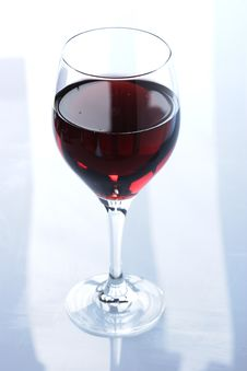 Free Glass Of Redwine Royalty Free Stock Photo - 3632395