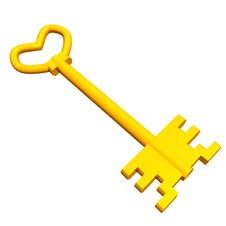 Free Key Royalty Free Stock Photography - 3633687