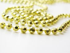 Free Beads Royalty Free Stock Photography - 3634077