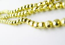 Free Beads Royalty Free Stock Images - 3634139