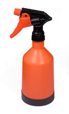 Free Sprayer Isolated On White Royalty Free Stock Photos - 3634588