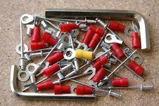 Free Small Tools Royalty Free Stock Photo - 3636085