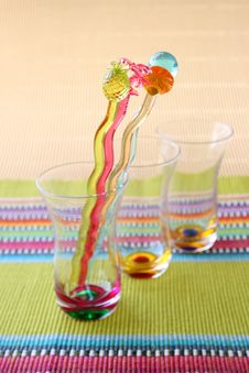 Free Shot Glasses Stock Image - 3636521