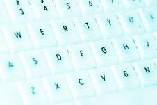 Free Keyboard Royalty Free Stock Photography - 3636607