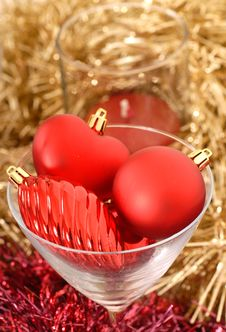 Free Christmas Ornaments Stock Photography - 3636652