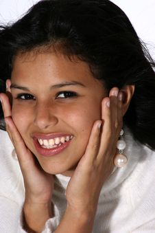 Free Young Woman Smiling Stock Images - 3637674