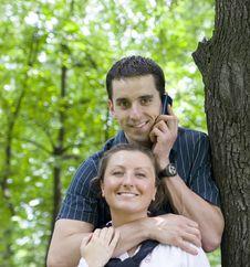 Free Happy Couple Stock Photography - 3638902