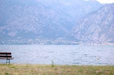 Lago Di Garda - Garda Lake Stock Photo