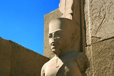 Free Ramses Pharoah Royalty Free Stock Photo - 3639785