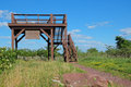 Free Mountain Observation Tower Royalty Free Stock Image - 36300746