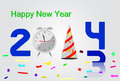 Free Happy New Year 2014 Royalty Free Stock Images - 36303229