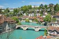 Free Townscape Of Berne, Switzerland. Stock Image - 36307291