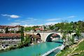 Free Townscape Of Berne, Switzerland. Royalty Free Stock Photography - 36307297
