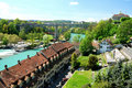 Free Townscape Of Berne, Switzerland. Royalty Free Stock Photo - 36307305