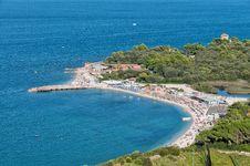 Free Porto Nuovo - Conero Riviera Stock Images - 36301454