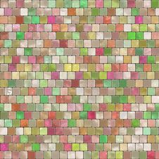 Free Mosaic Tiling Royalty Free Stock Photos - 36301758