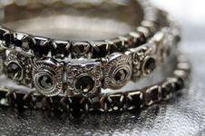 Free Gothic Bracelet Royalty Free Stock Photography - 36306897