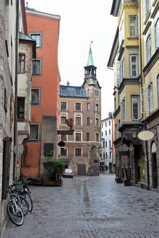 Free Townscape Of Innsbruck Royalty Free Stock Image - 36307336