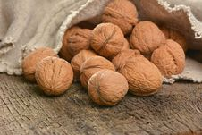Free Walnuts Royalty Free Stock Image - 36318446