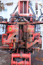 Free Old Iron Roughneck - Equipment On Drilling Rig Royalty Free Stock Photography - 36321777
