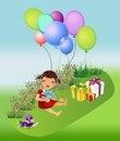 Free Today Celebrate, Stock Image - 36326251