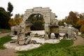 Free The Roman Ruin Stock Image - 36329401