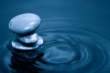 Free Stone Balance Stock Photography - 36326412