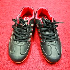 Free Sport Shoes Royalty Free Stock Image - 36327366