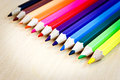 Free Coloured Short Pencils Royalty Free Stock Photography - 36330017