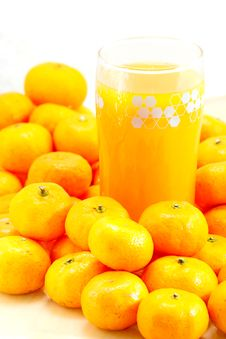 Free Orange Juice Stock Photos - 36330773