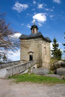 Free Hvezda Church Stock Image - 36332131