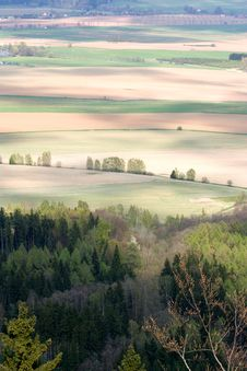 Free Agricultural Landscape Stock Images - 36334494