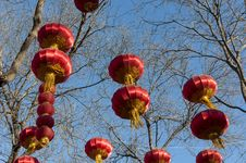 Free Raise The Red Lanterns Stock Images - 36335754