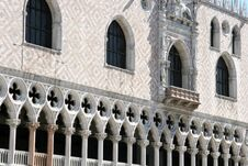 Free Doges Palace - Venetian Architecture Stock Photo - 36339070