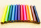 Free Coloured Pencils Royalty Free Stock Image - 36330066