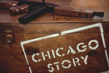 Free Chicago Story Royalty Free Stock Photography - 36342067
